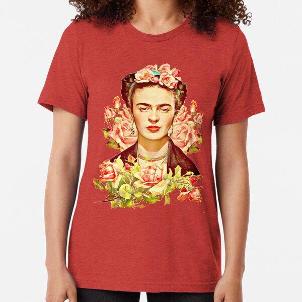 Kahlo Tri-blend T-Shirt
