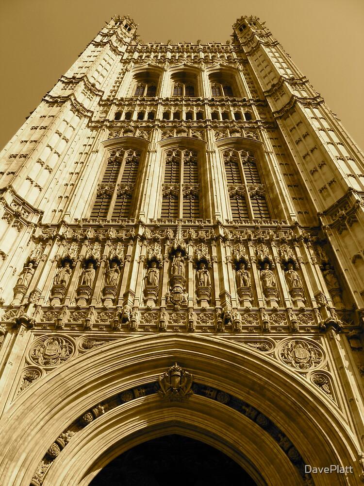 London Parliament by DavePlatt