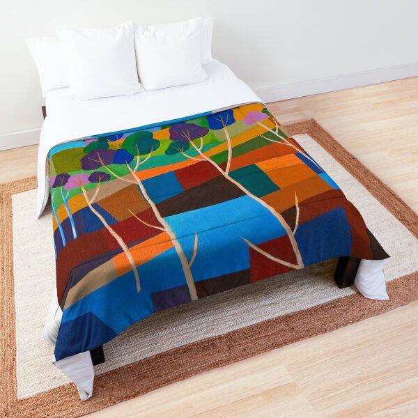 RICHMOND VIEW II, TASMANIA Comforter