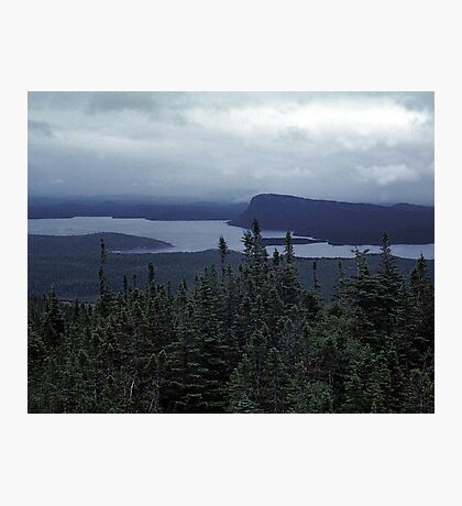 Wilderness Storm Photographic Print