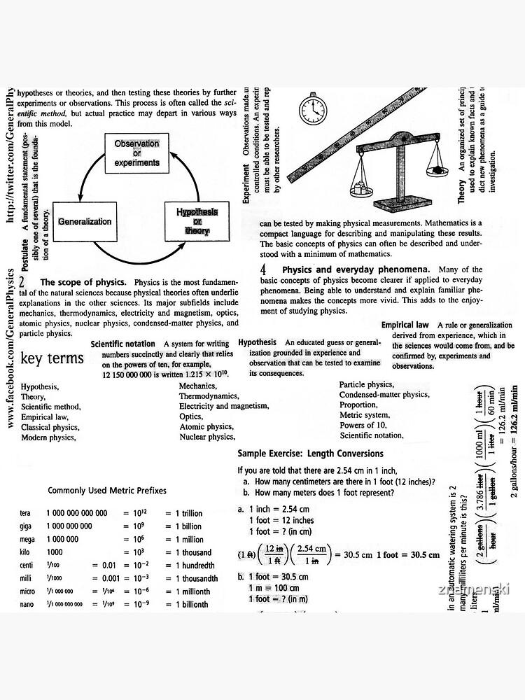 General Physics by znamenski
