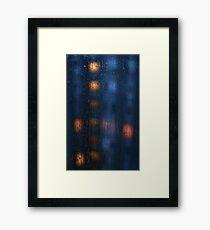 Multilevel Framed Print