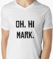 The Room - Oh, hi Mark Men's V-Neck T-Shirt