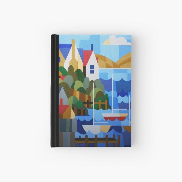 BATTERY POINT, HOBART, TASMANIA Hardcover Journal
