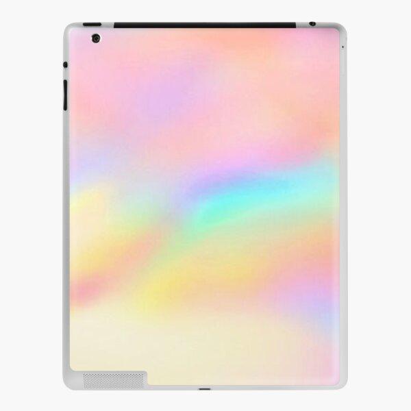 Iridescent Aesthetic Color iPad Skin