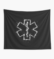 Star of Life Wall Tapestry