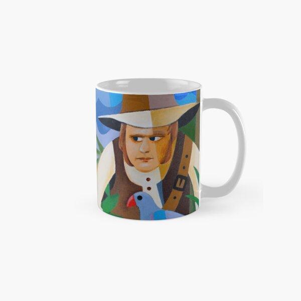 CHARLES DARWIN IN HOBART 1836 Classic Mug