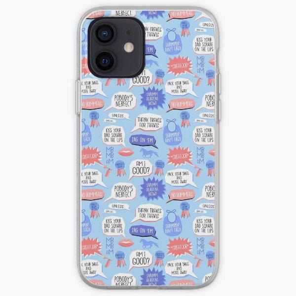 Bro's Better, Bro's Best iPhone Soft Case