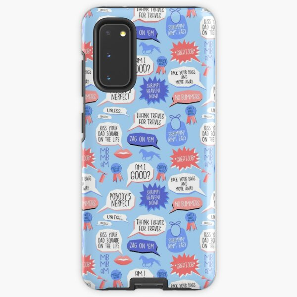 Bro's Better, Bro's Best Samsung Galaxy Tough Case