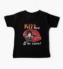 Kiss me... I´m cute! (band) Starchild Baby Tee
