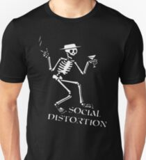 SOCIAL DISTORTION  Unisex T-Shirt