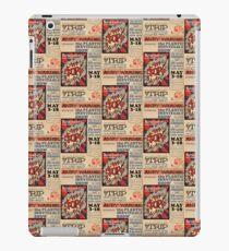 Andy Warhol Die Plastik Unvermeidliche Show iPad-Hülle & Klebefolie