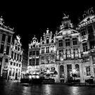 Midnight in Bruxelles  by Ann Evans