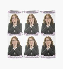 Tina Fey - What Would Tina Fey Do? Scarf