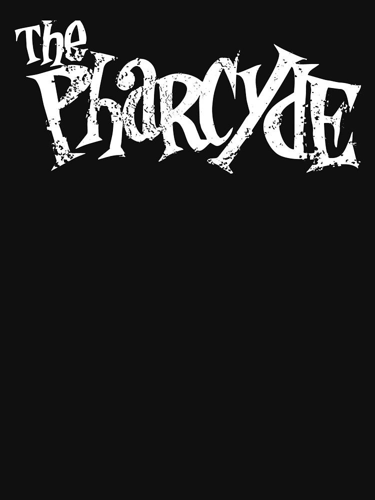 The Pharcyde White | Unisex T-Shirt