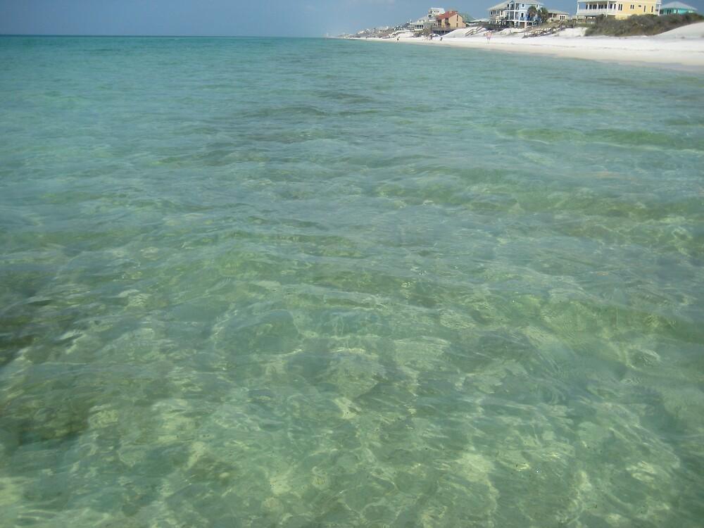 sugar sand and aqua blue by mcgregor90804