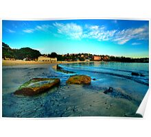 Blue Dawn - Balmoral Beach - The HDR Experience Poster