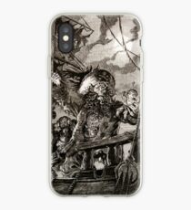 LeChuck's Revenge Engraving iPhone Case