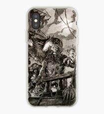 LeChuck's Revenge Engraving iPhone Case