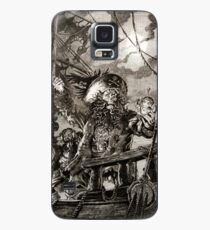 LeChuck's Revenge Engraving Case/Skin for Samsung Galaxy