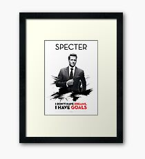 Awesome Series - Specter Framed Print