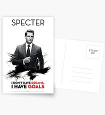 Awesome Series - Specter Postcards