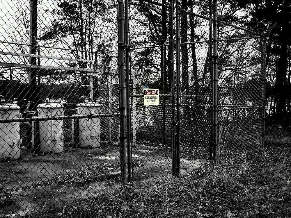 Keep Out by Kelsey Williams