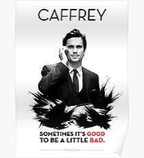 Awesome Series - Caffrey Poster