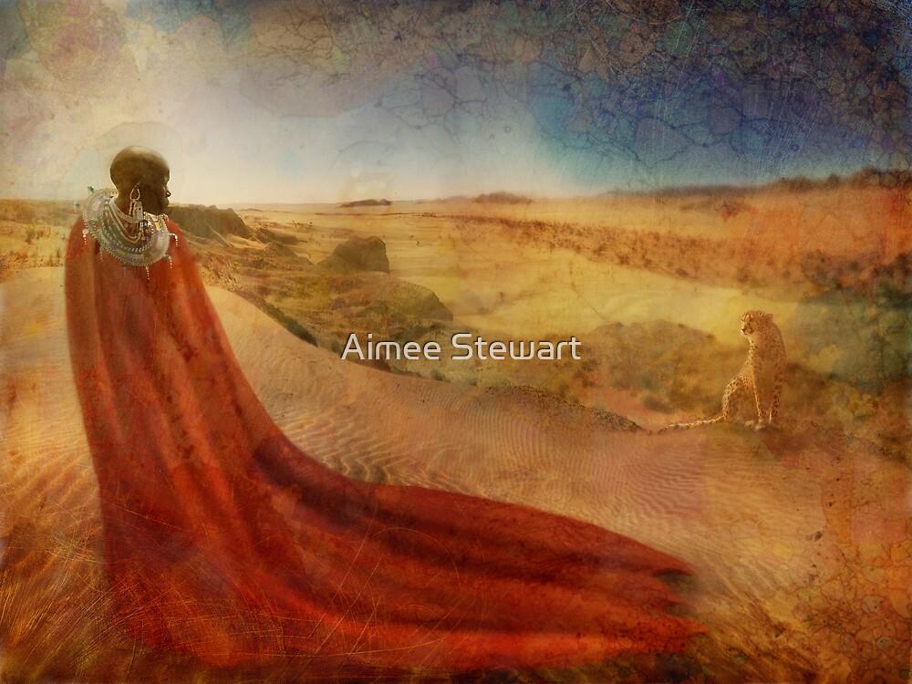 In a Maasai Dream by Aimee Stewart