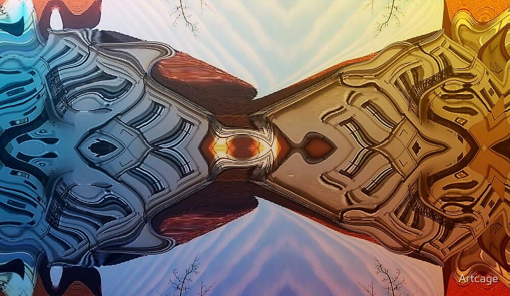 archi - tec  by Artcage