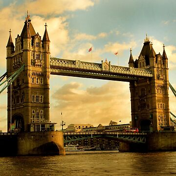 Tower Bridge - London by purpleelephant