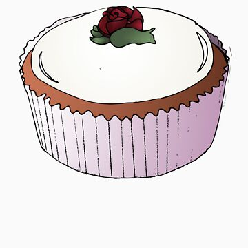 cup cake by 123alice1989