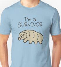 I'm A Survivor (Tardigrade) Unisex T-Shirt