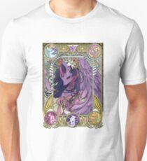 Mane Six Art Noveau T-Shirt