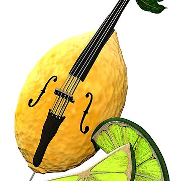 LimonCELLO wordplay artwork by cglightNing