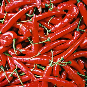 Red Chillies by markpiovesan