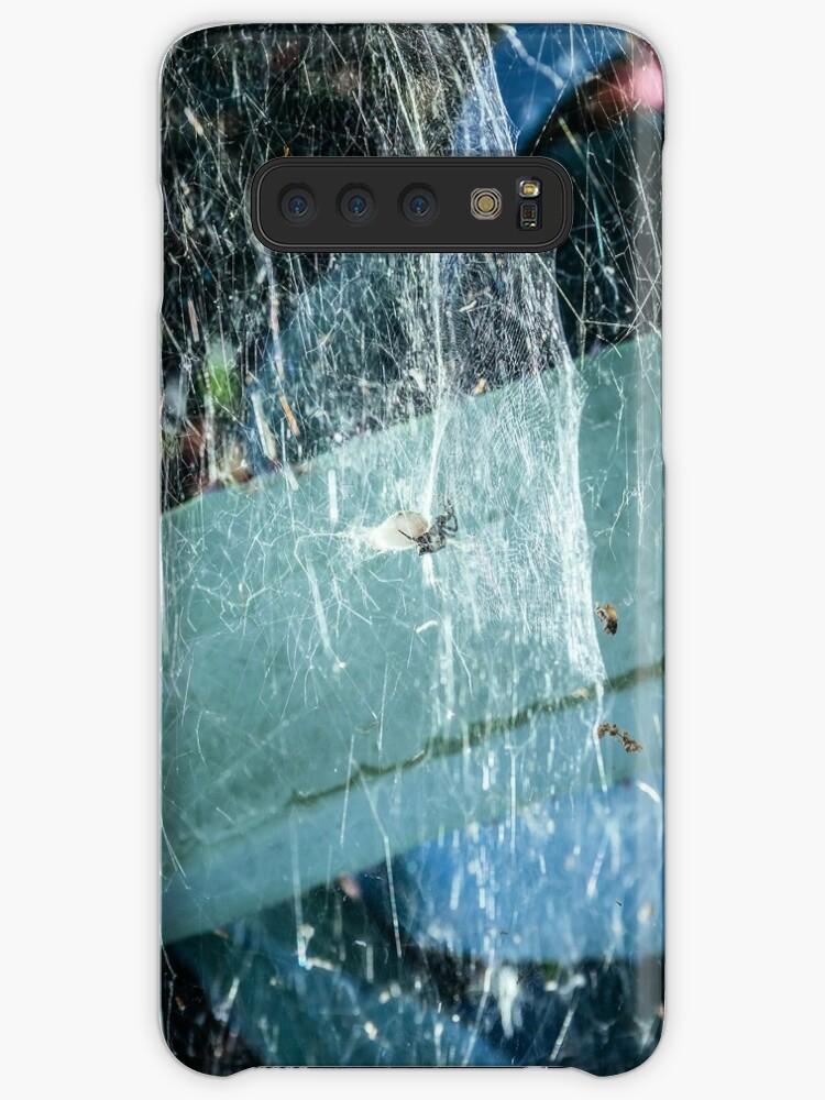 DUBROVNIK SPIDER [Samsung Galaxy cases/skins] by Matti Ollikainen