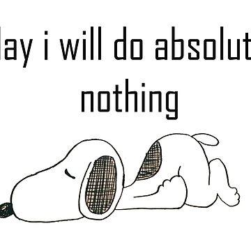 lazy dog days by K8LY