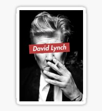 David Lynch Sticker