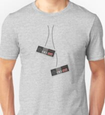 2 Players Nintendo Joystick T-Shirt