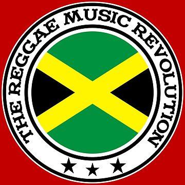 Reggae Revolution by tastydaver