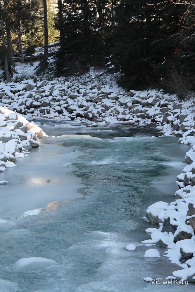 Flowing Frozen by Michael Kelly