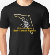 UCF Sketch National Champions Unisex T-Shirt