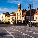 Council Square in Brasov by Rae Tucker