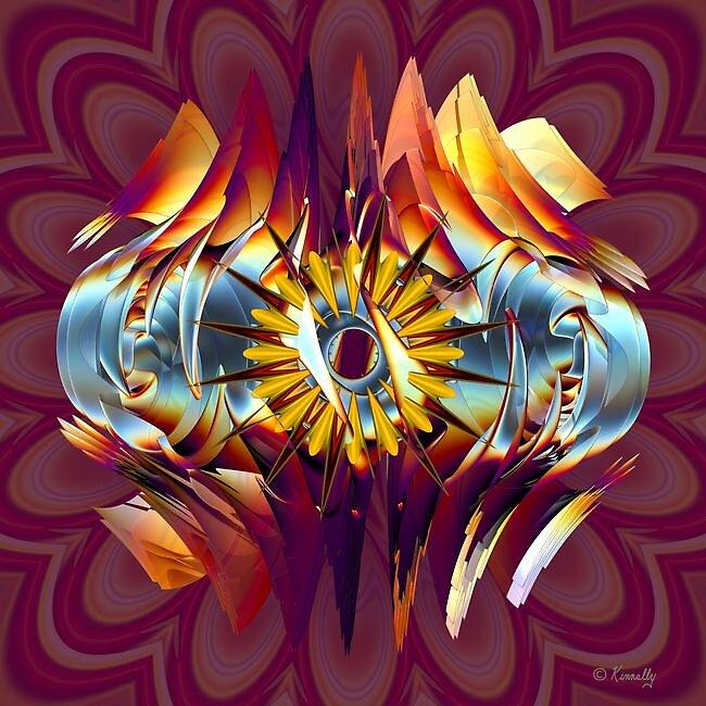 Electric Onion by Kinnally