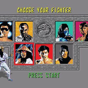 Mortal Kombat – Choose Raiden by PonchTheOwl
