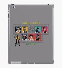 Mortal Kombat – Choose Scorpion iPad Case/Skin