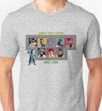 Mortal Kombat – Choose Sub Zero Unisex T-Shirt
