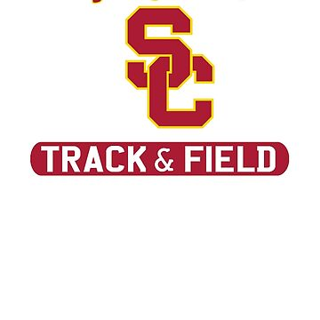 USC Track & Field (locking & boarder) (old) by ShopGirl91706