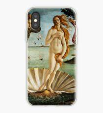 Ikonischer Sandro Botticelli Die Geburt der Venus iPhone-Hülle & Cover
